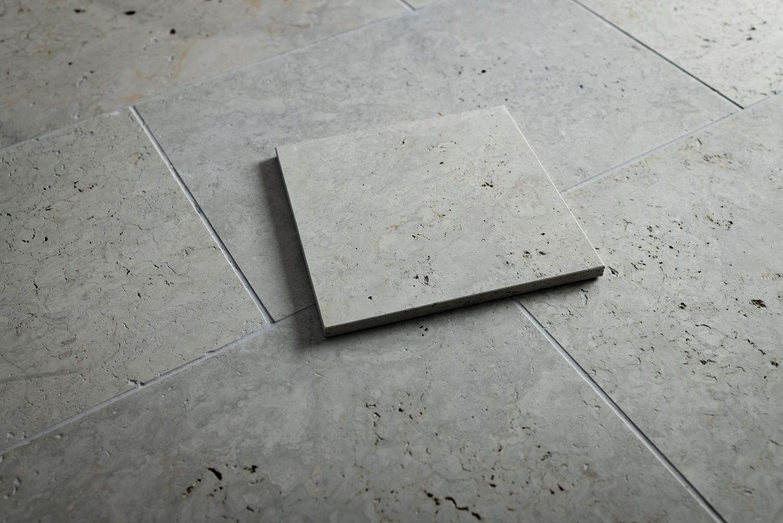 Kaarma floor tiles, honed